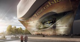 Theatre Case Study / Söhne & Partner architects
