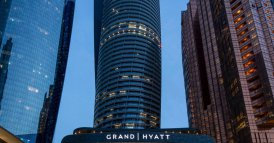 Emirates Pearl - Grand Hyatt Hotel