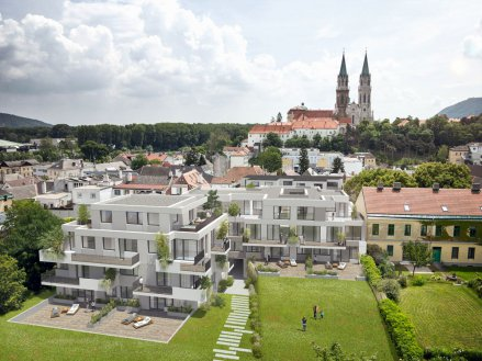 Am Platz - Klosterneuburg / Söhne & Partner architects