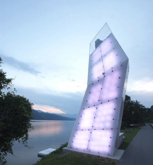 Lightsails Millstatt / Söhne & Partner architects