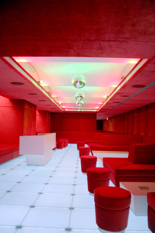 Red Room Vienna / Söhne & Partner Architekten