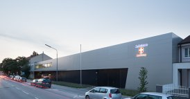 Ambulance Station Simmering / Söhne & Partner architects