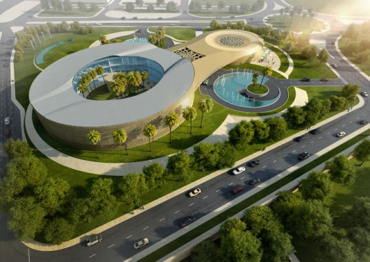 Abu Dhabi Urban Planning Council / Söhne & Partner Architekten